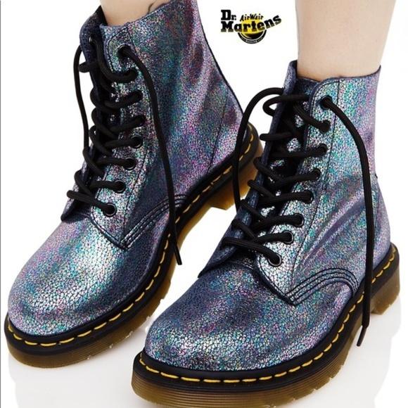 Sale Dr Martens Pascal Sparkle Boot